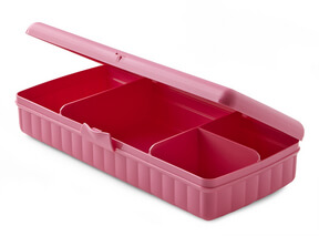 Tupperware Sandwich Keeper Lunch Box Review by Oh So Busy Mum