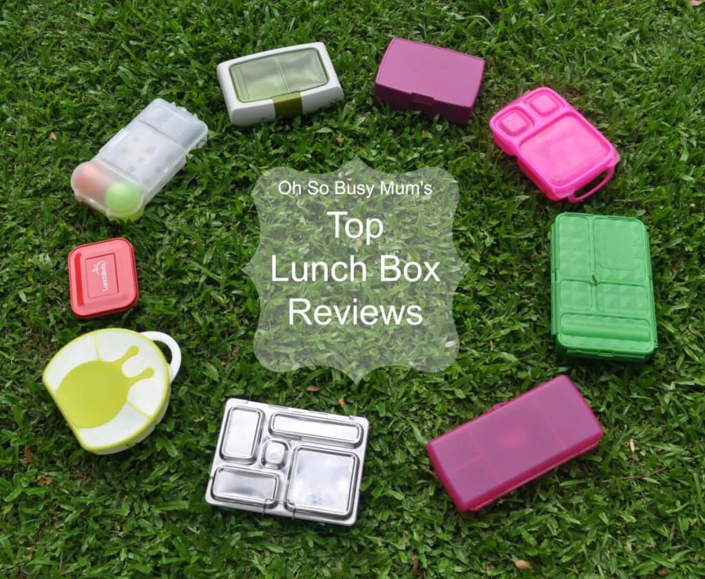 top lunch box reviews oh so busy mum. Black Bedroom Furniture Sets. Home Design Ideas