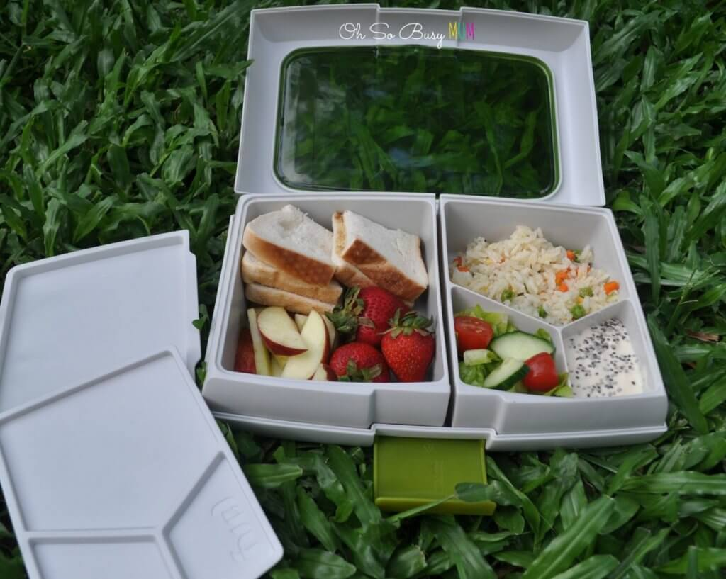fuel bento lunch box review oh so busy mum. Black Bedroom Furniture Sets. Home Design Ideas