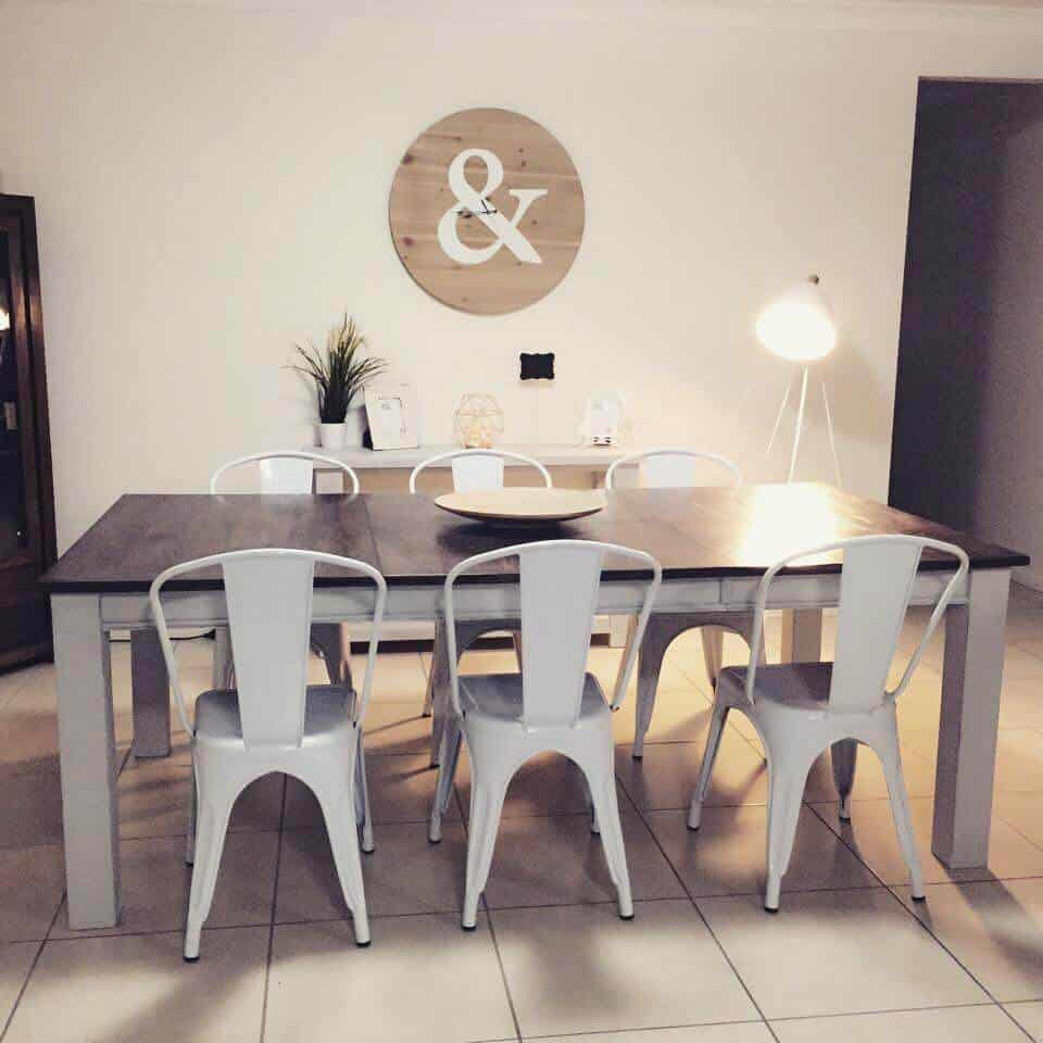 Top 20 homewares at kmart for Black n white dining rooms
