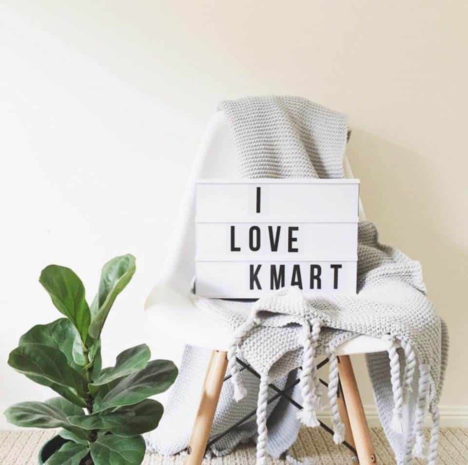 Top 20 Homewares At Kmart