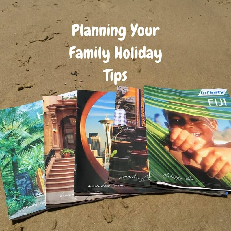 Planning Your Family Holiday