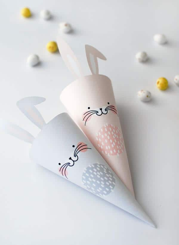 Easter-Bunny-treat-cones_via_We-Are_scout-600x819