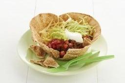 Nacho Salad Bowls