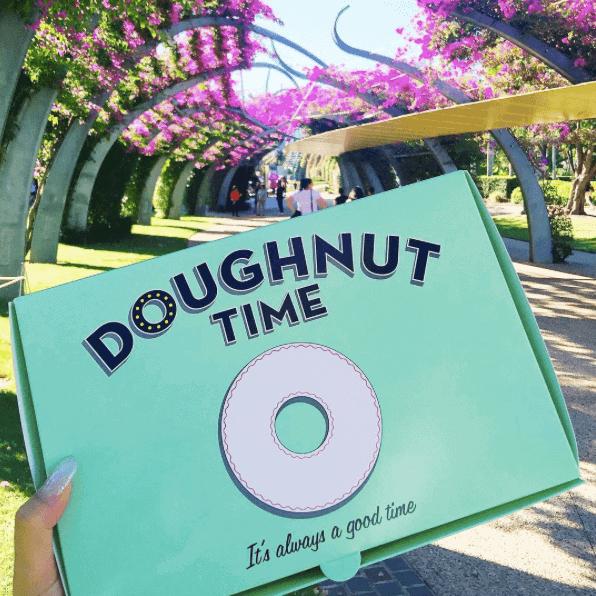 Doughnut time brisbane Oh So Busy Mum - Brisbane sweet eats