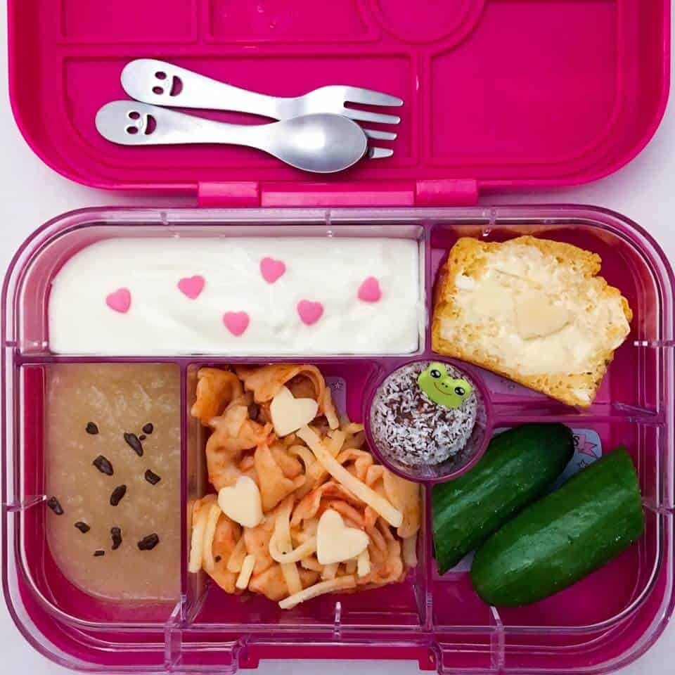 5 DAYS OF LUNCH BOX IDEAS {WEEK ONE}