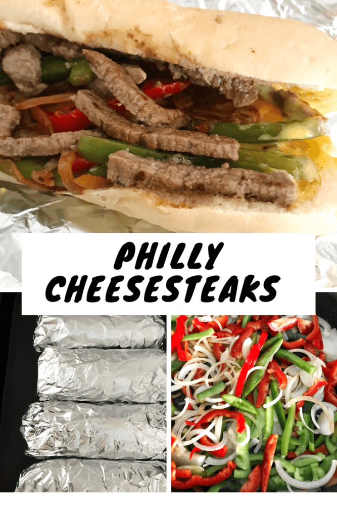 Australian homemade Philly Cheesesteaks! You only need a few ingredients to make these yummy subs!