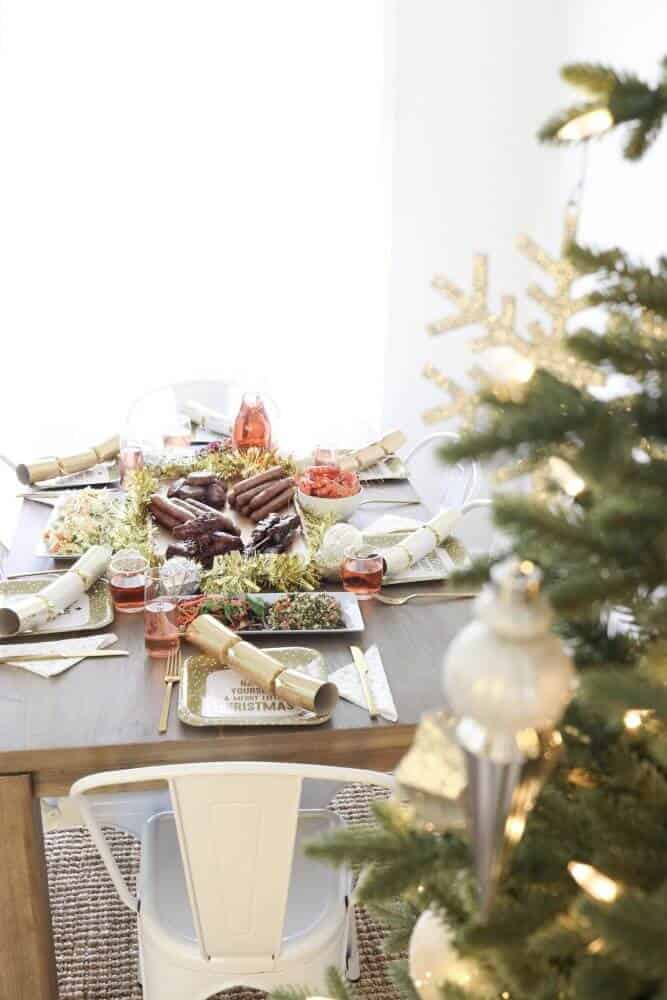 A busy mum's guide to creating an easy BBQ Christmas Feast