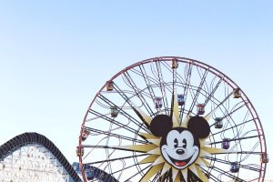 Disneyland or Disney World on your first trip?