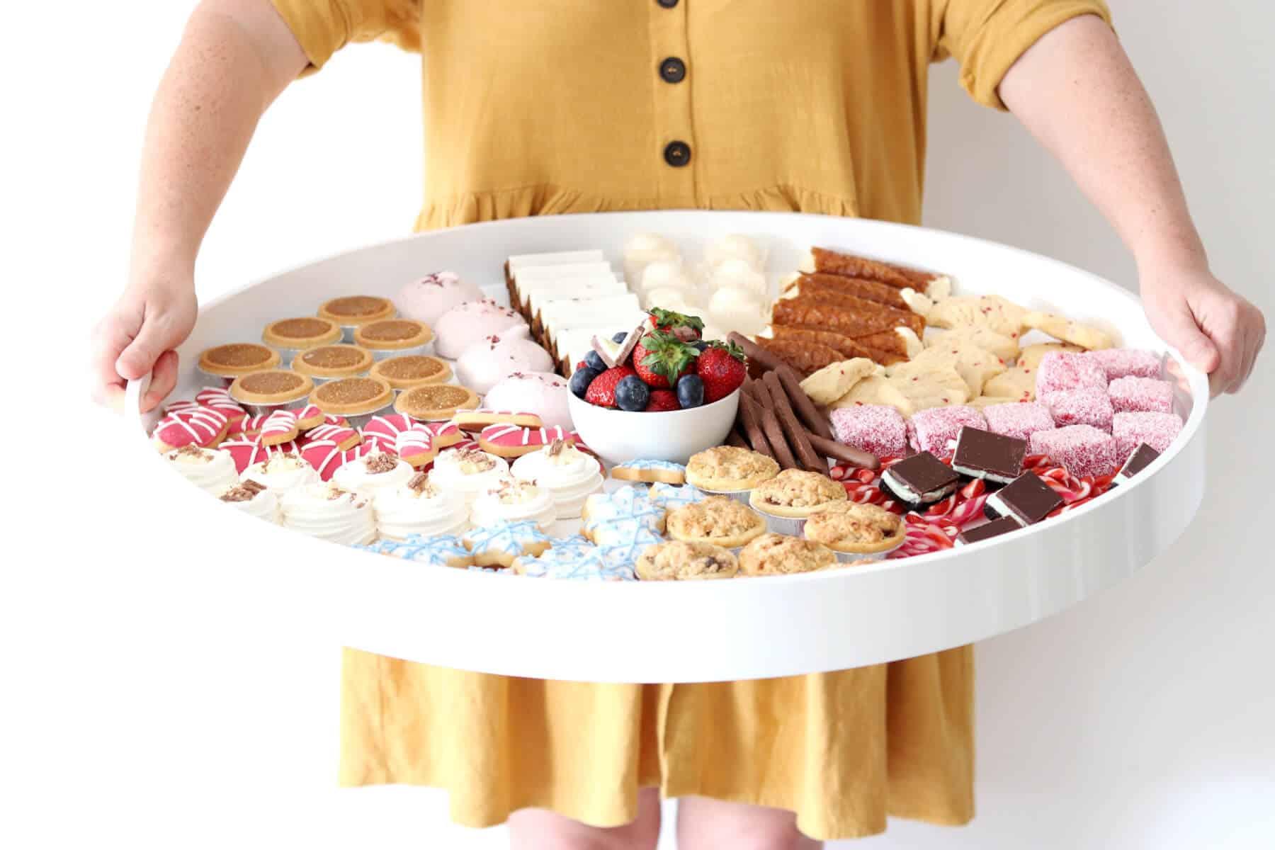 Ultimate Christmas Dessert Platter Oh So Busy Mum