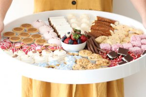 Ultimate Christmas Dessert Platter