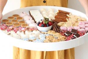 Ultimate Christmas Dessert Platter