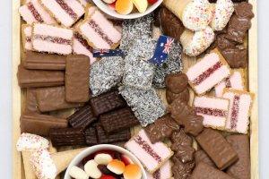 Australia Day Sweet Platter