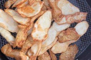 Air Fryer Crispy Potato Skins