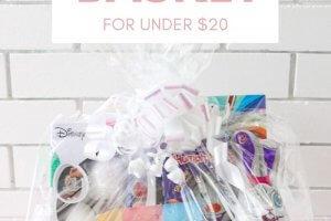 Easter Gift Basket for under $20