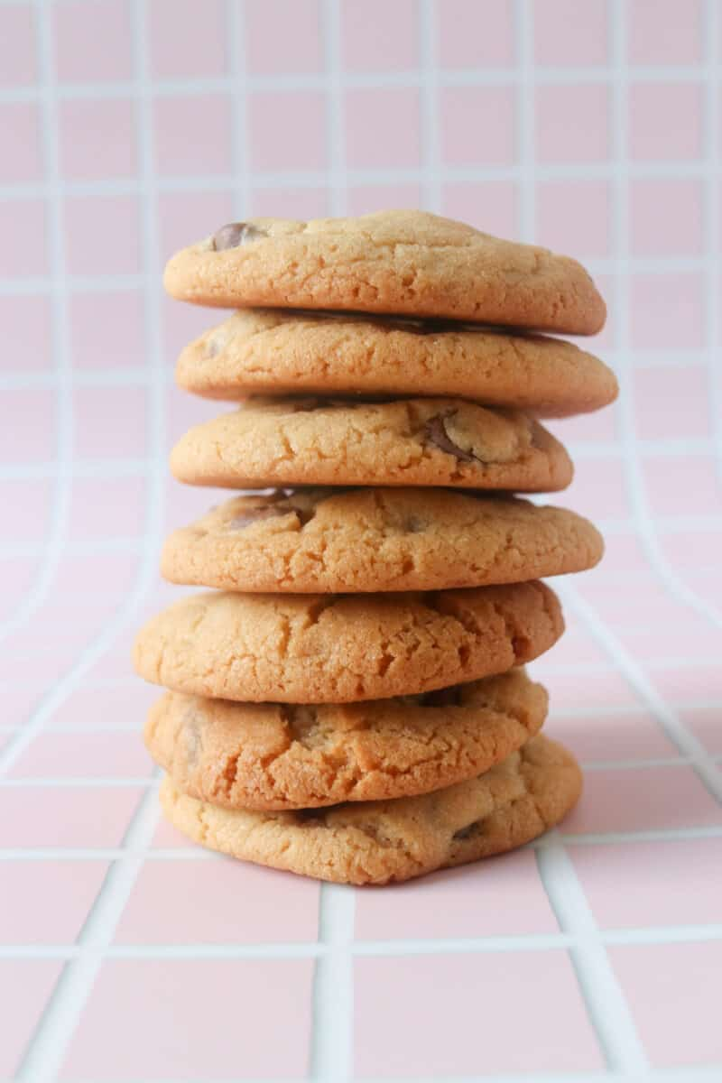 Choc Chip biscuit recipe